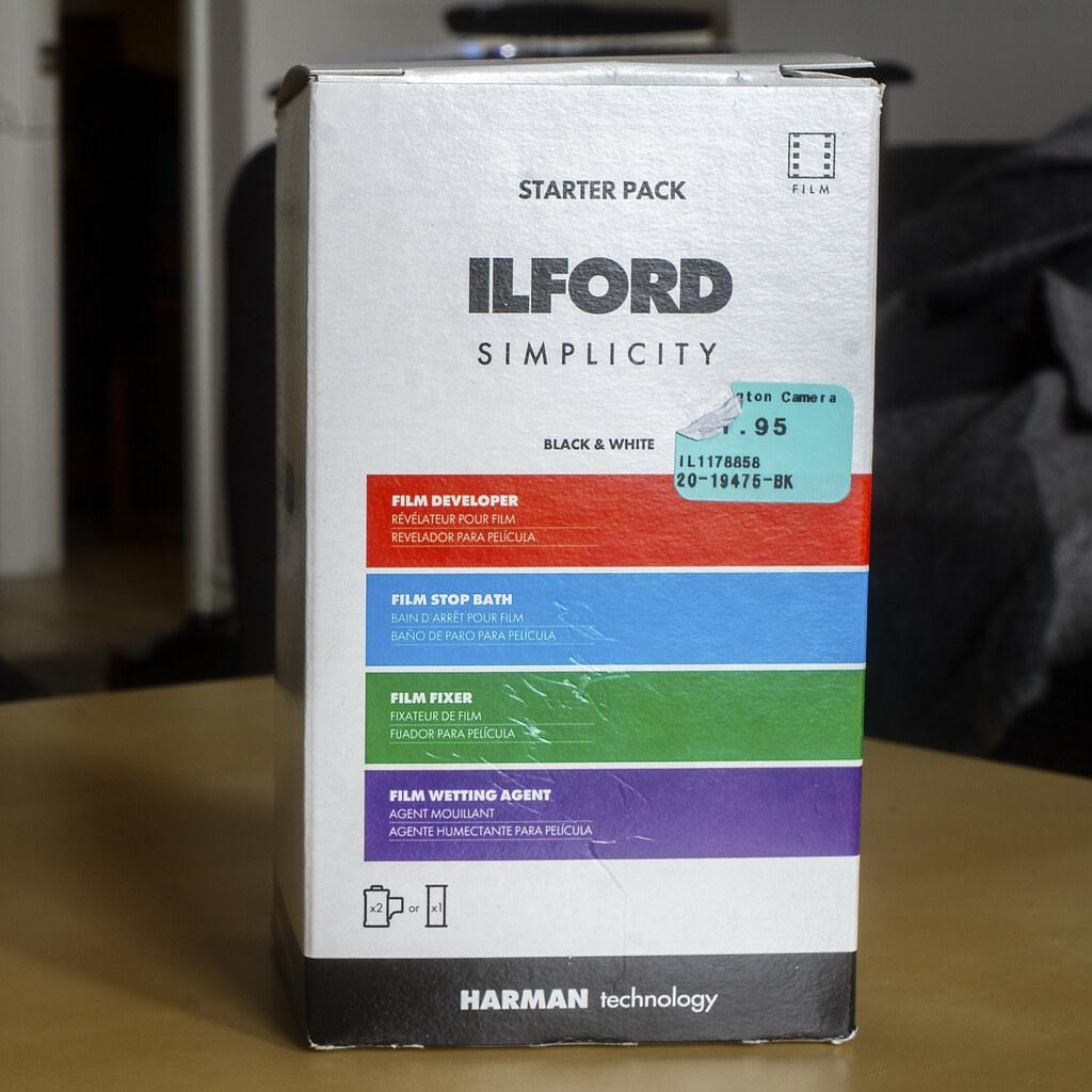 Ilford Simplicity
