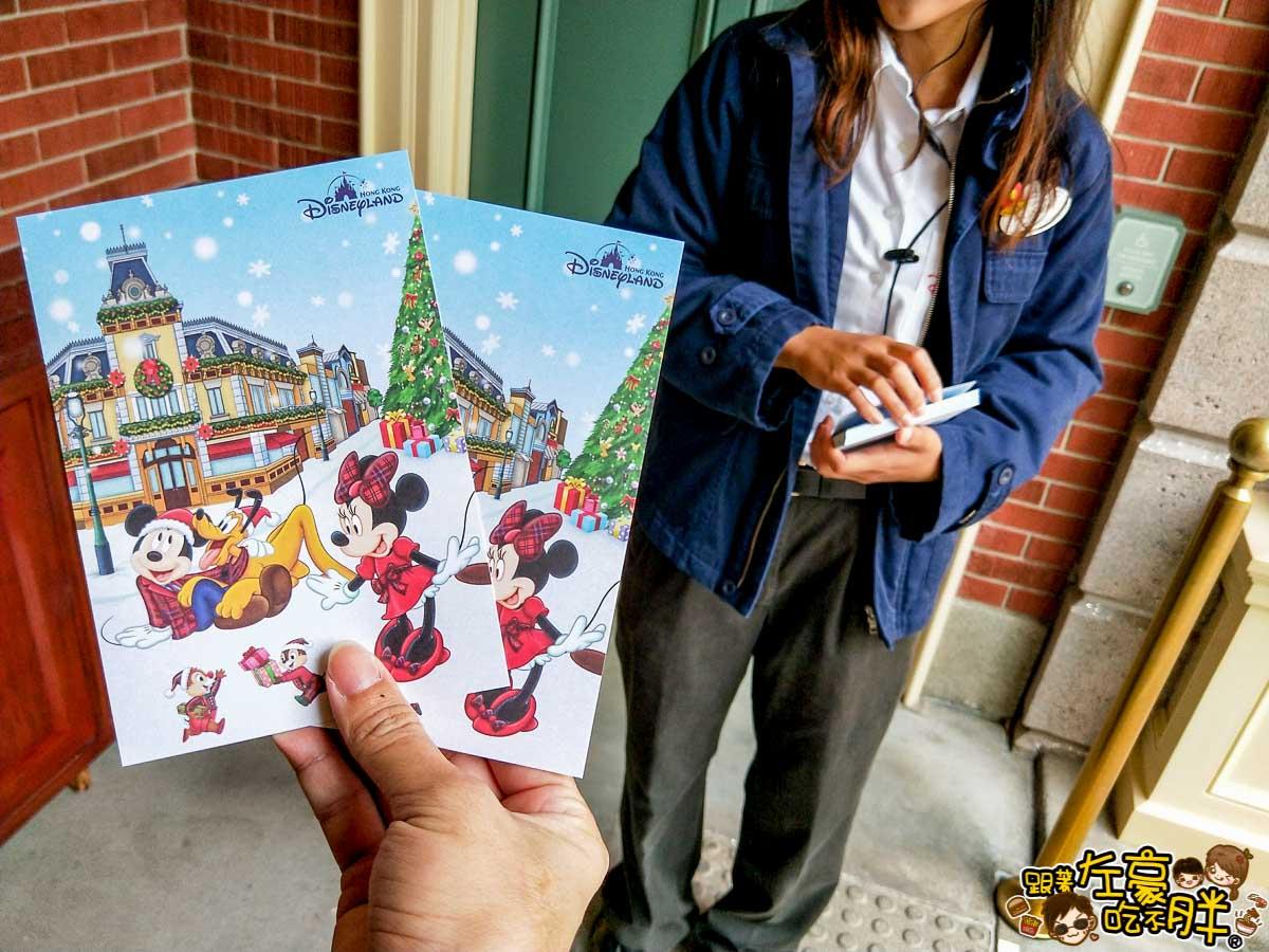 2019香港迪士尼樂園(聖誕節)-8