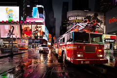 Times Square / New York City