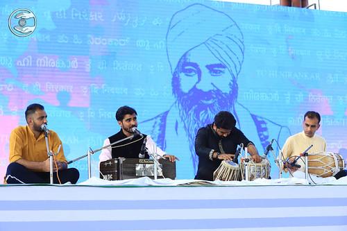 Avtar Bani Shabad in Punjabi by Satish, DL