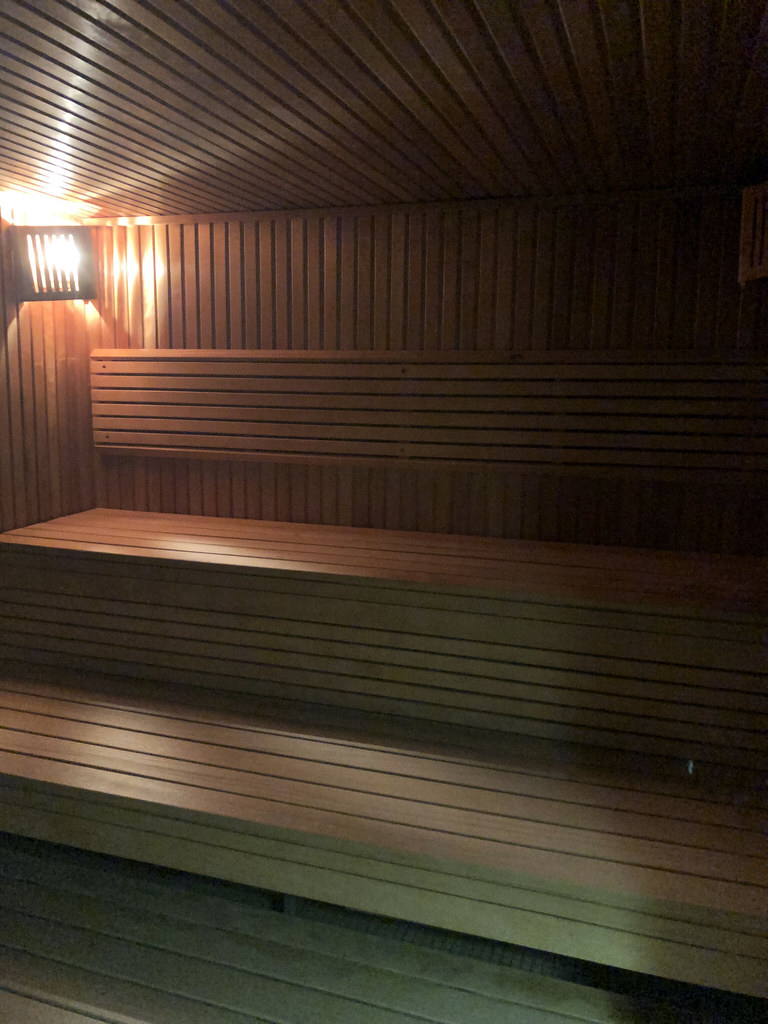 Sauna Mecure Sheffield