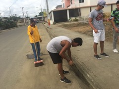Jóvenes se unen a campañas de recuperación de áreas verdes municipales