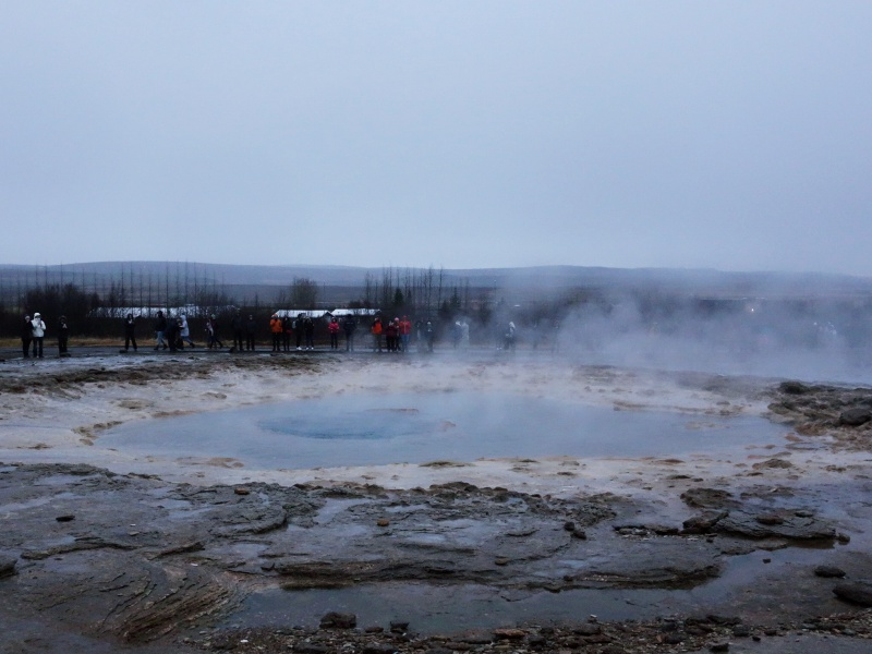 Geysir Iceland