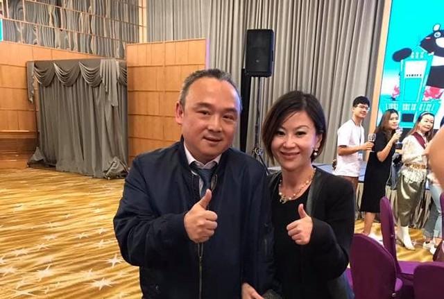 唐玉書在漢來大飯店高雄市  東協四國參訪團 (1)