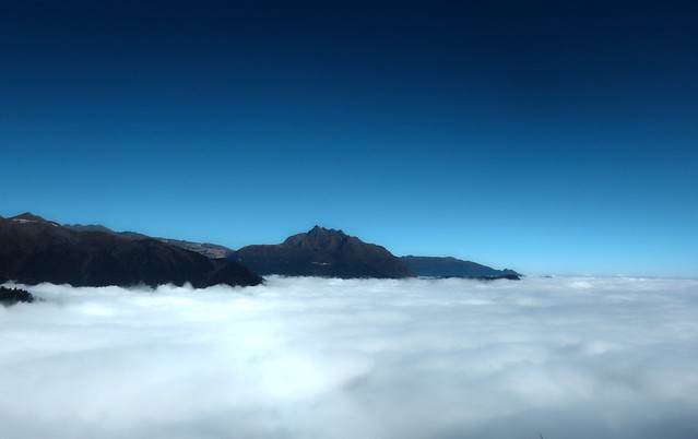 Riding above Clouds {EXPLORED}, Nikon COOLPIX AW120