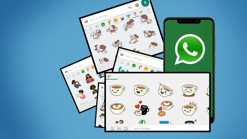 Seru! Begini Cara Mudah Membuat Stiker WhatsApp Foto Wajah Sendiri