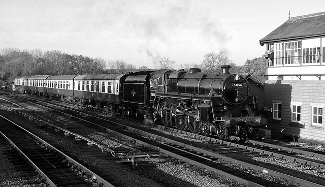 Great Central Railway Swithland Leicestershire 18th November 2018
