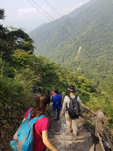nongriat-hike
