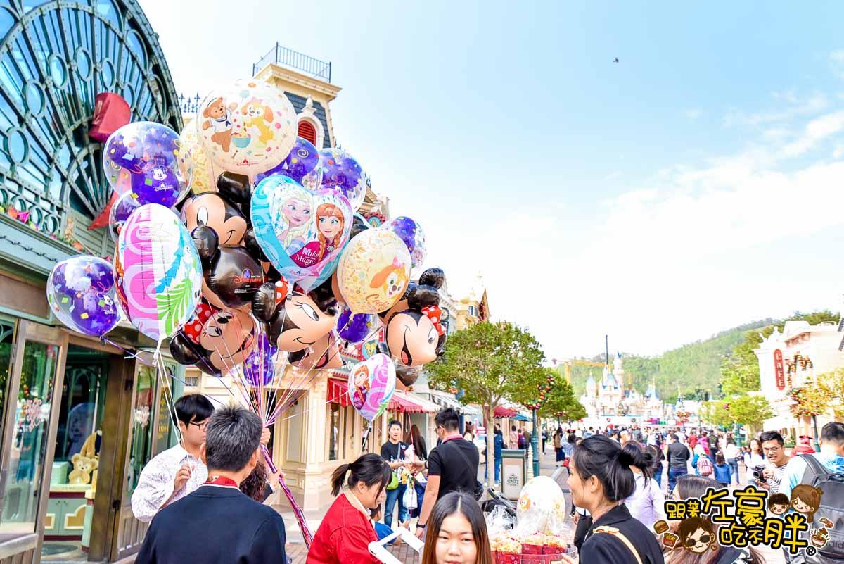 2019香港迪士尼樂園(聖誕節特別活動)-24