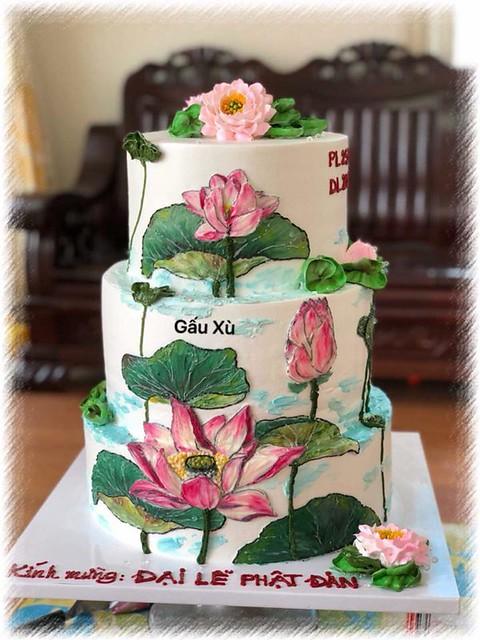 Cake by GAU XU Cake