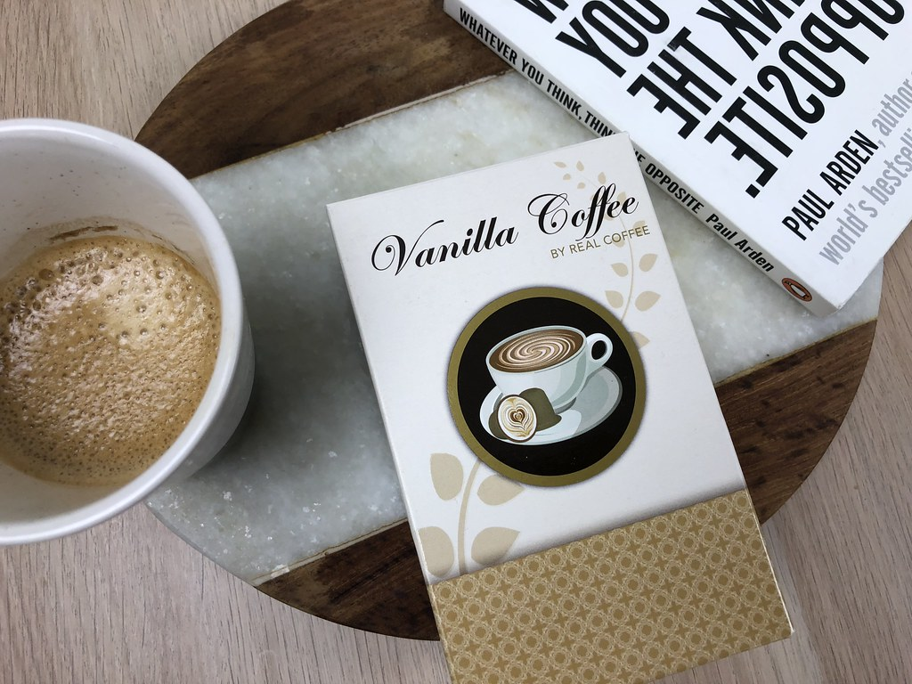 Vanilla Coffee Pods PGT