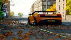 Lamborghini Gallardo Performante Spyder / FH4