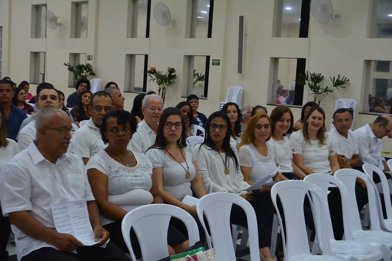Formatura da Escola de Ministérios da Diocese