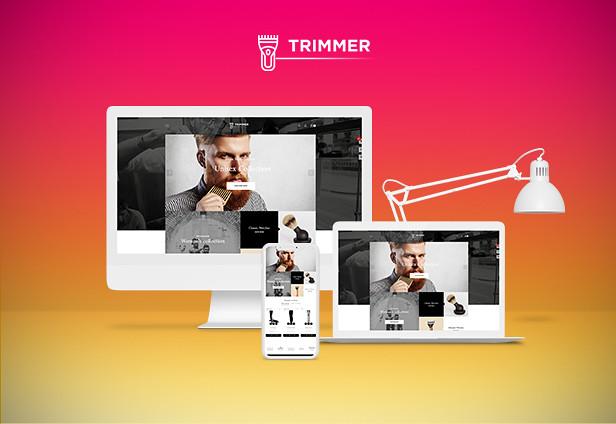 Ap trimmer for men's shaving tools, hair salon, fashion, nice design