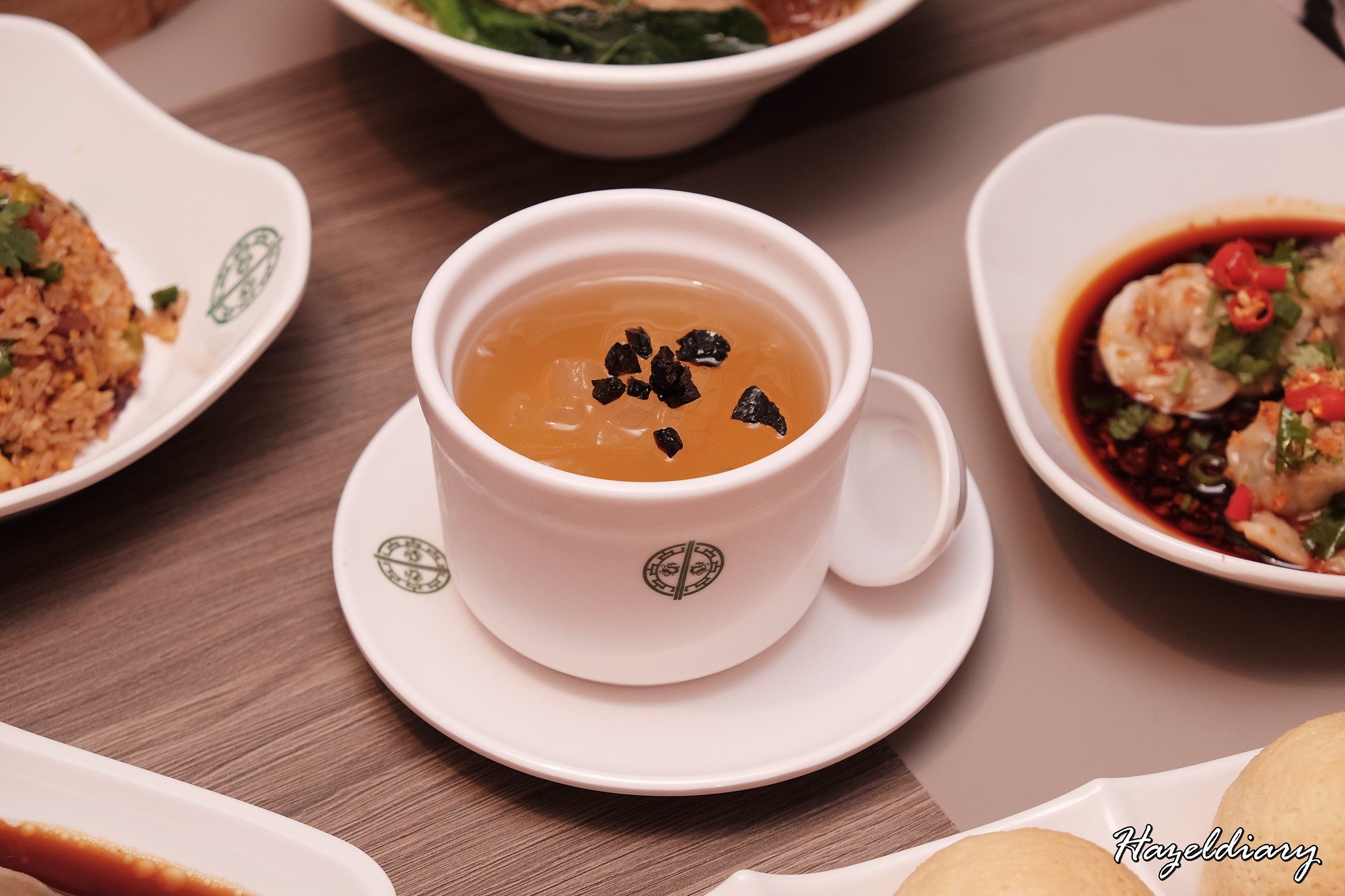 Tim Ho Wan -Dessert
