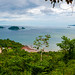 View of the bay of Isla Coiba