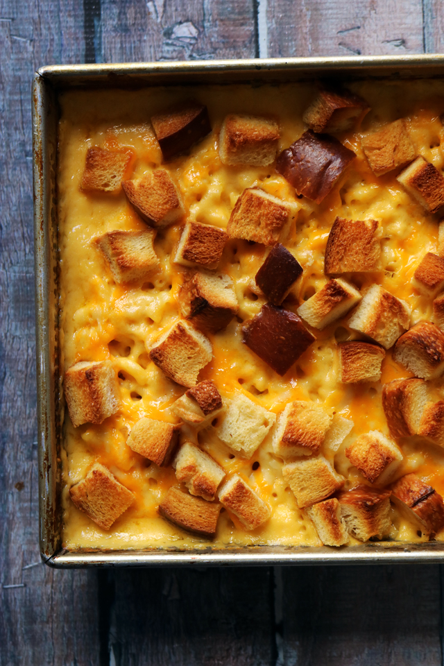 Martha Stewart's Baked Macaroni and Cheese