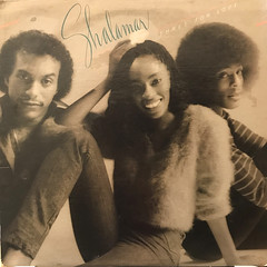 SHALAMAR:THREE FOR LOVE(JACKET A)