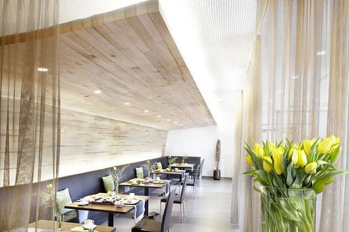 Frühstücksbuffet im Alpen Adria Hotel