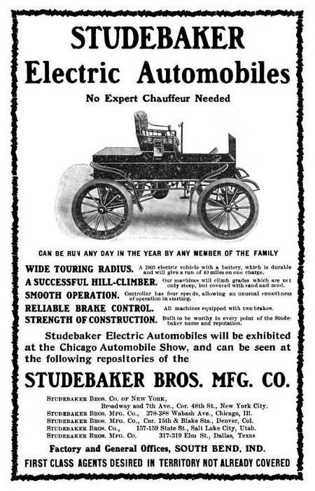 1903 Studebaker