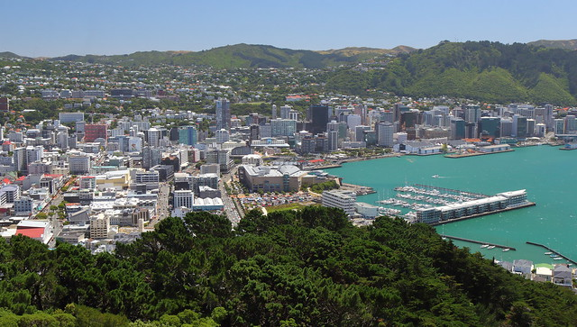 Wellington, Canon EOS 60D, Canon EF-S 17-55mm f/2.8 IS USM