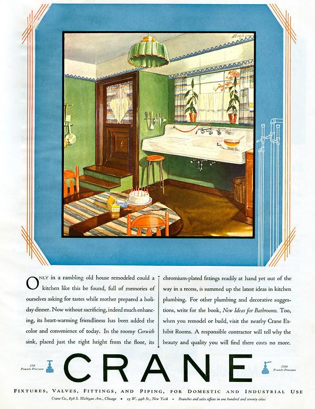 Crane 1929