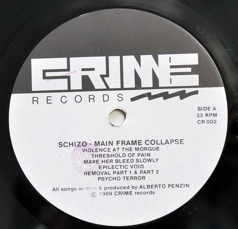 A0568 SCHIZO Main Frame Collapse