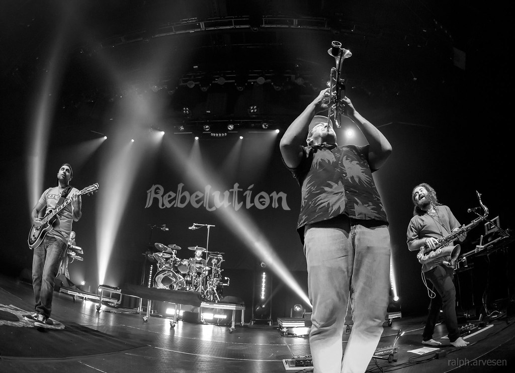 Rebelution | Texas Review | Ralph Arvesen