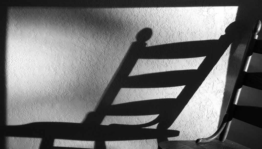 Chair noir