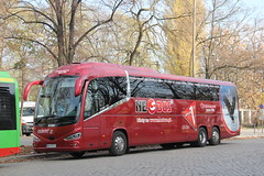 Irizar bus family