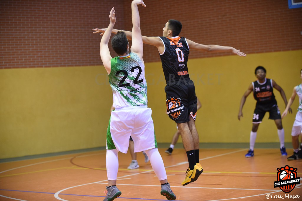 10/11/2018.- Sub21 Plata vs Basket Hoyo de Manzanares