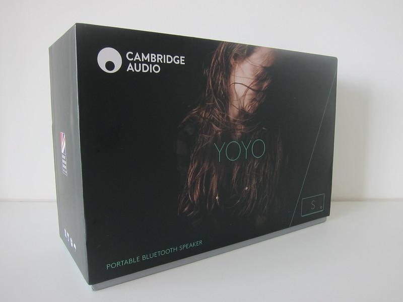Cambridge Audio Yoyo (S) - Box