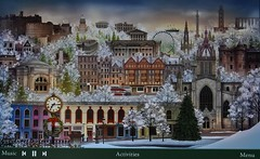 Edinburgh Advent Calender - December 2018