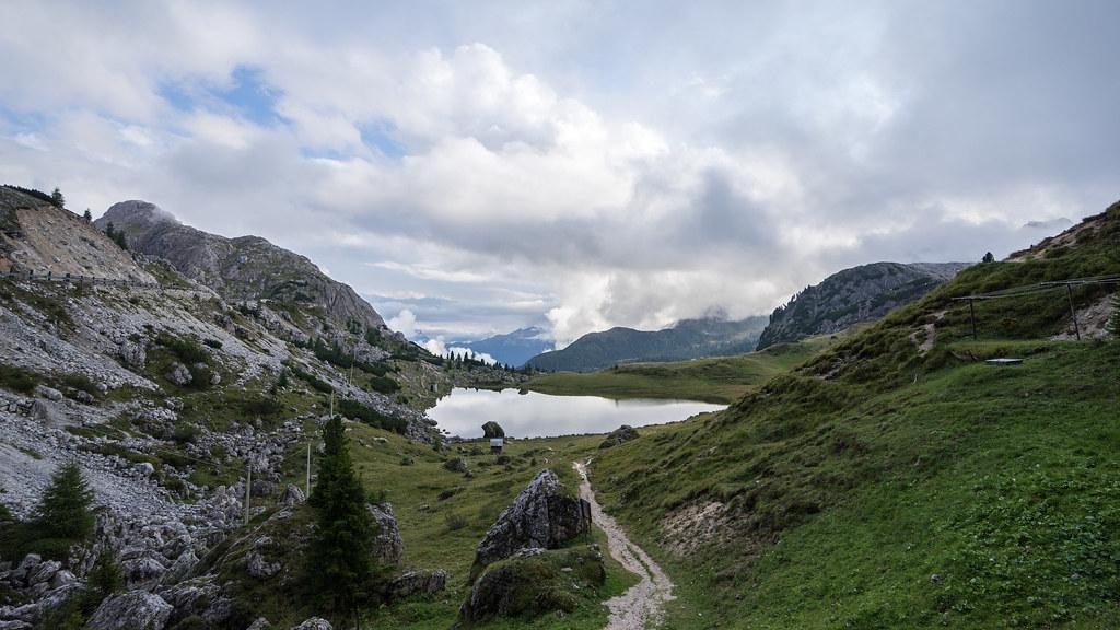 Lake Valparola(2)