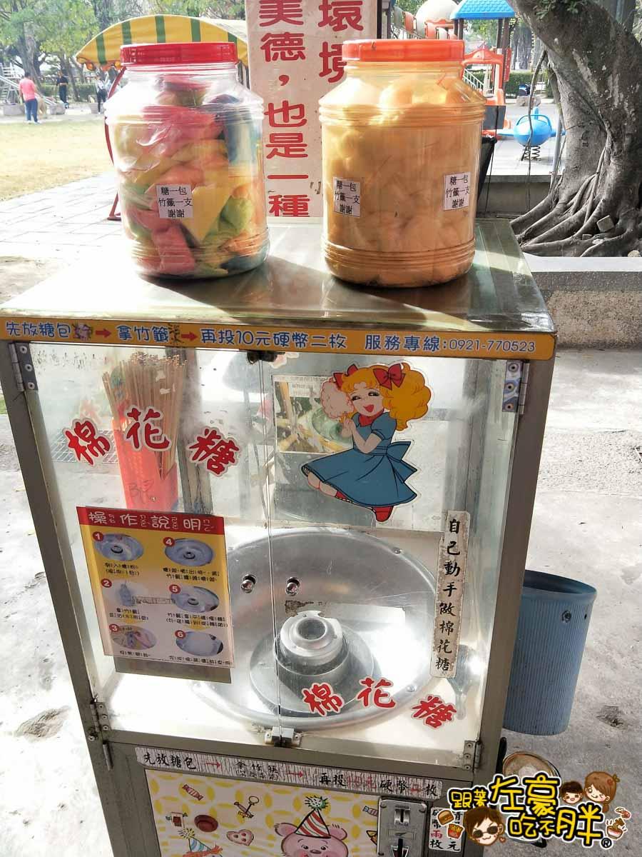 台南佳福寺溜滑梯(台南親子旅遊)-4