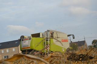 Claas Lexion 520-087