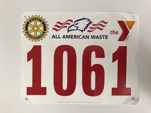 #84 Branford: Rotary and YMCA 5K