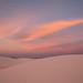 Sunset White Sands