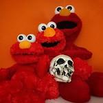 Elmo. Elmo! ELMO!!