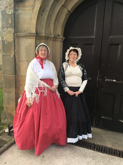 Church Wardens getting in on the act