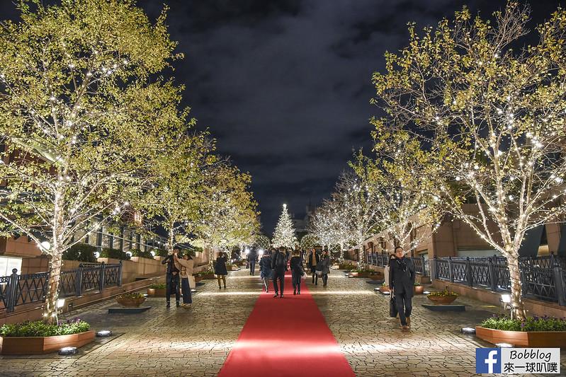 惠比壽花園廣場聖誕點燈-12