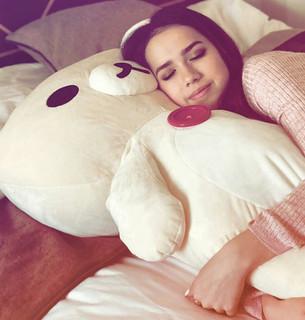 Алина Загитова засыпает