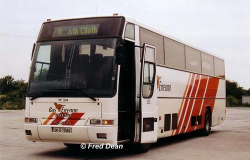 Bus Eireann VP334 (00D72566).