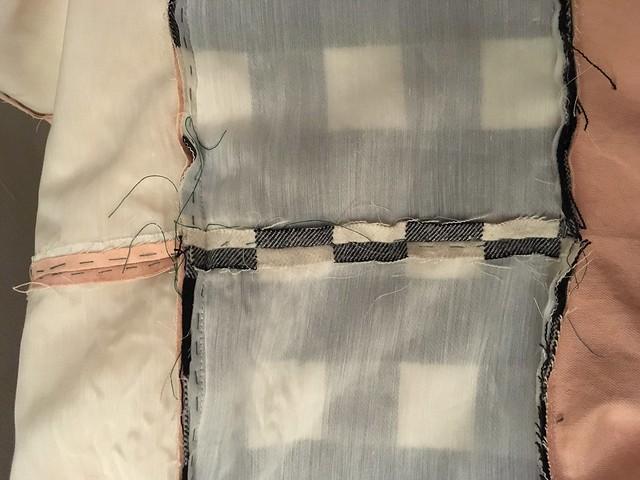 Queue Jumper:  Wiksten Kimono in Denim and Flannel