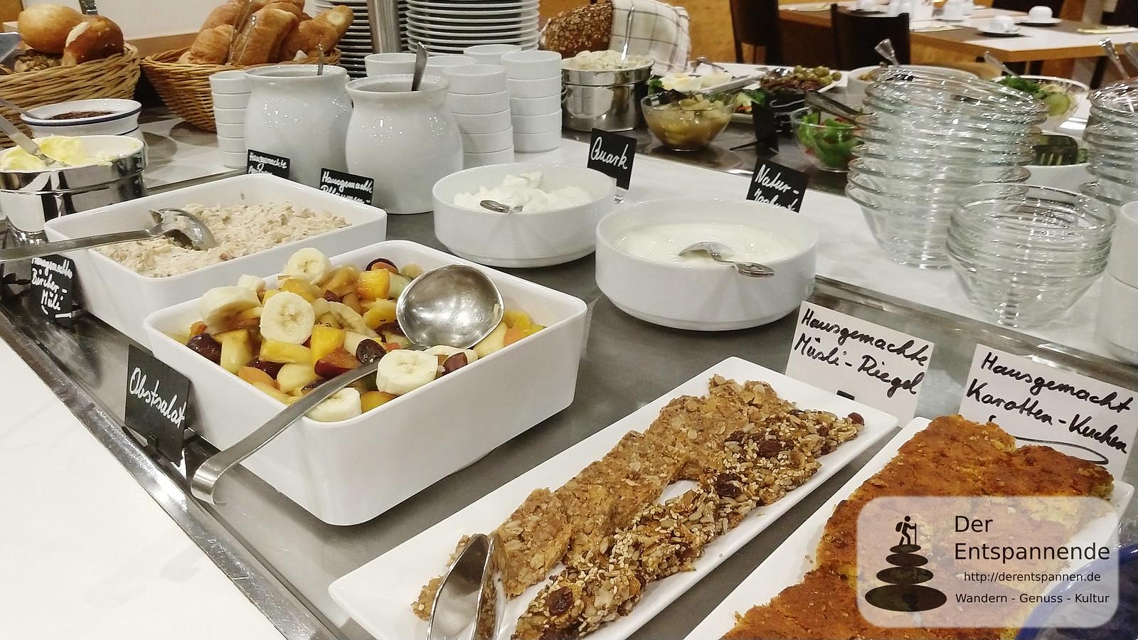 Frühstücken im Stadthotel Ettlingen: Hausgemachte Leckereien