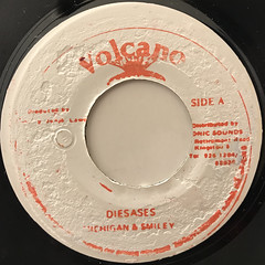 MICHIGAN & SMILEY:DIESASES(LABEL SIDE-A)