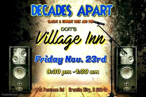 Decades Apart 11-23-18