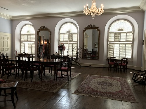 Inside Old Exchange. From History Comes Alive in Charleston