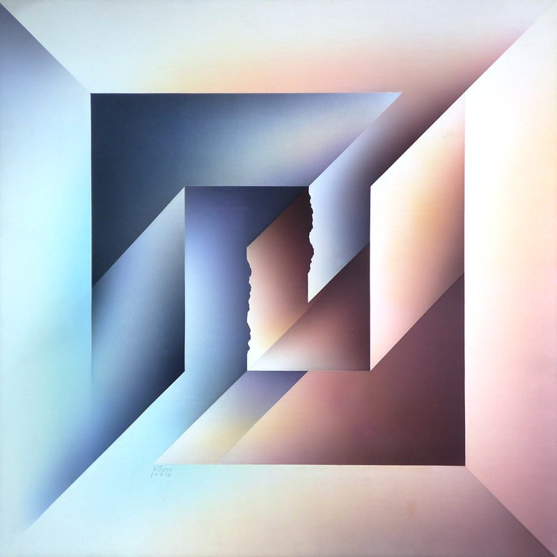 Composition 126 - Togetherness