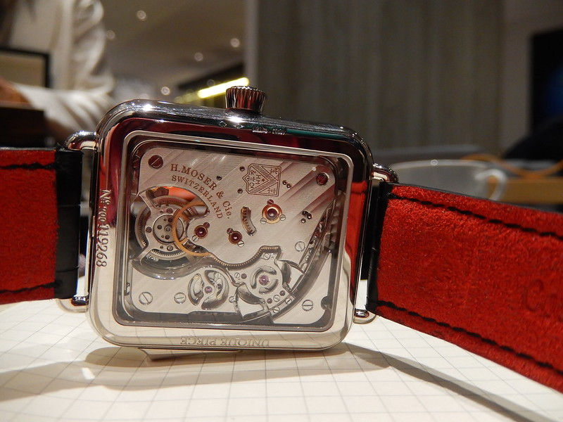 moser - [SIHH 2019] : reportage H.Moser & Cie 46064262864_c68ab8ef98_c